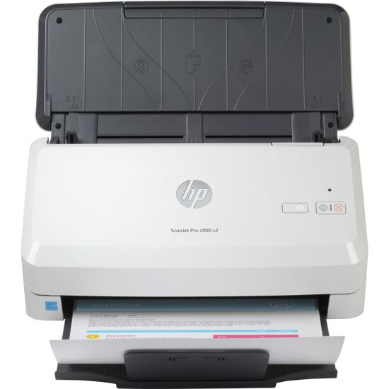 HP ScanJet Pro 2000 s2 Sheet fed Scanner - 600 dpi Optical