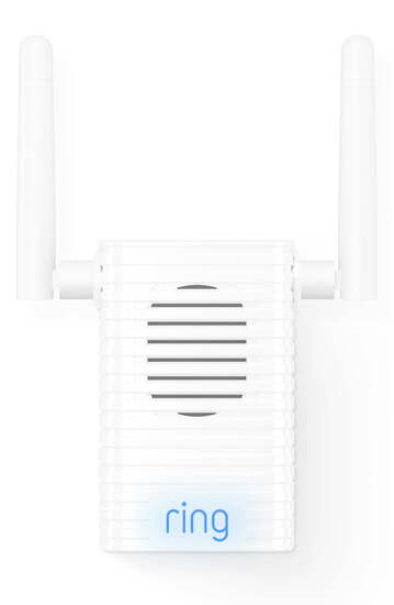 Ring Chime Pro, One Size - White