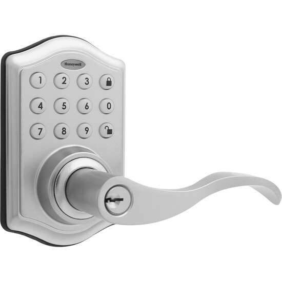 Honeywell Electronic Entry Lever Door Lock
