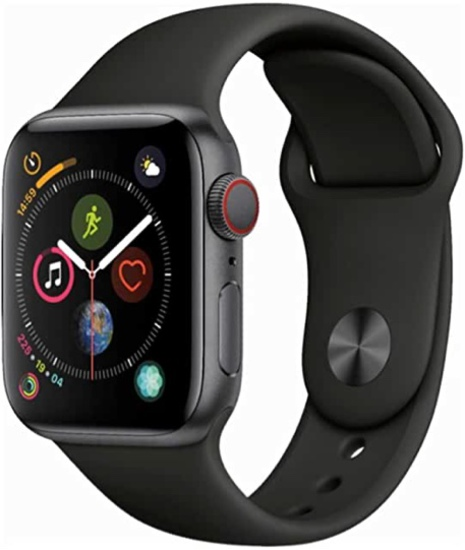 Apple Watch Series 4- Space Gray Aluminum Case