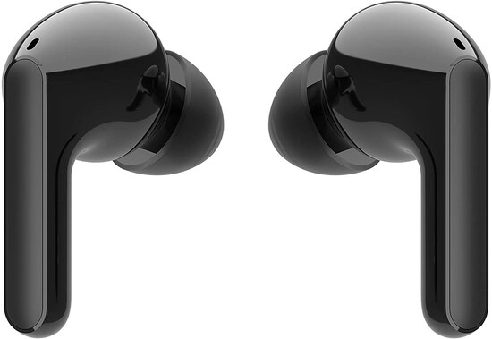 LG Tone Free Black Earbuds