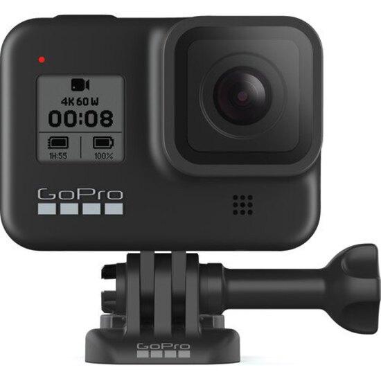 GoPro - HERO8 Live Streaming Action Camera - Black