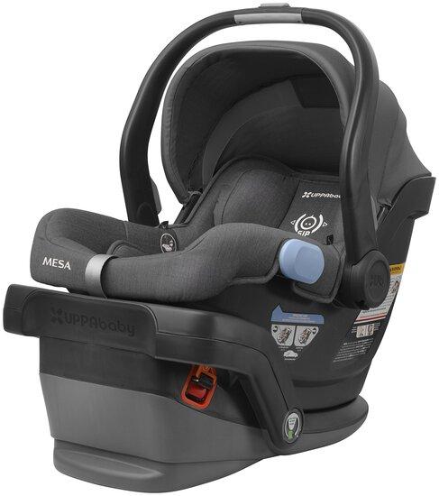 2018 UPPAbaby MESA Infant Car Seat -Jordan (Charcoal Melange)