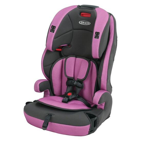 Graco Tranzitions 3-in-1 Harness Booster - Kyte