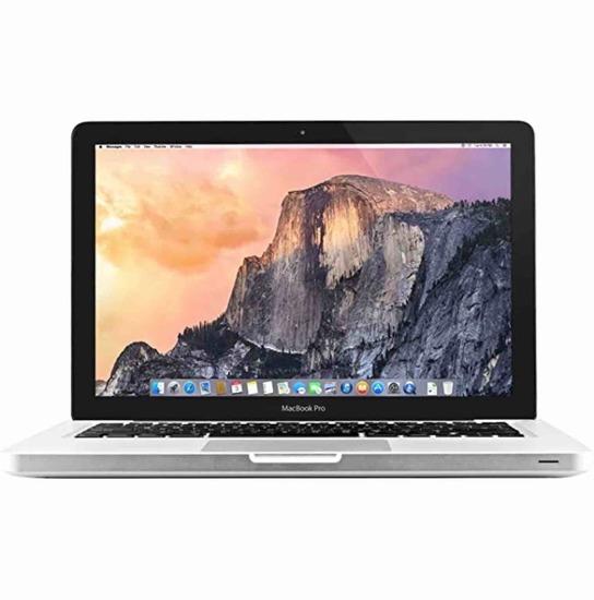 "Apple MacBook Pro 13.3"" Laptop Intel Core i7 8GB 750GB Mac OS - Silver"