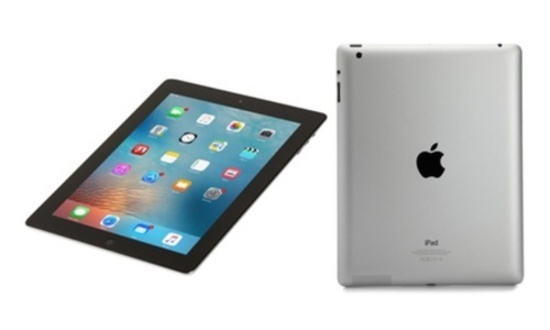 """Apple iPad 9.7"""" Wifi 16GB - Black (MC769LL/A)"""