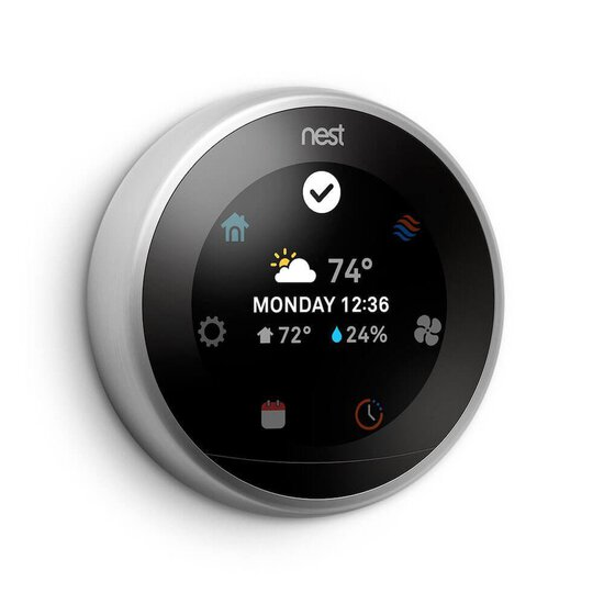 Nest Learning Thermostat (T3007ES)