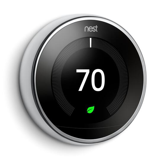 Nest T30 Nest Learning Thermostat - 3rd Generation