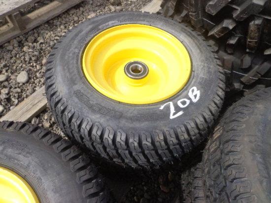 New Carlisle 16X6.50-8 Garden Tractor Tires & Rims
