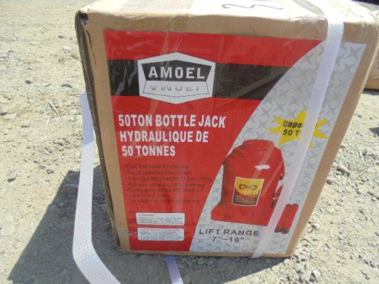 New 50 Ton Bottle Jack