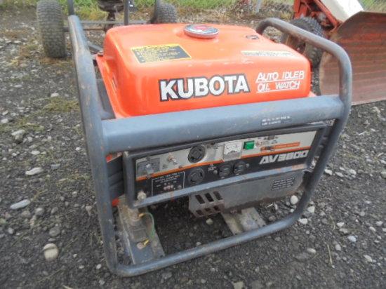 Kubota AV3800 Generator