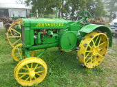 Large Equipment & Tractor Parts Auction