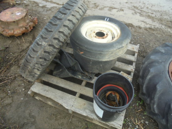 New 9 -20 Tire & 2 Tires