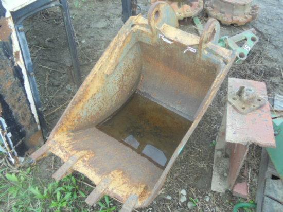 """Case 22"""" Backhoe Bucket"""