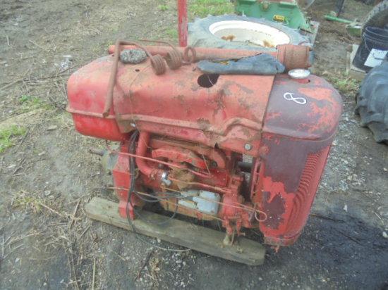 4 cylinder Continental Power Unit