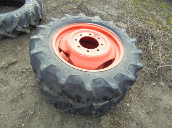 9.5-20 Tires & Rims