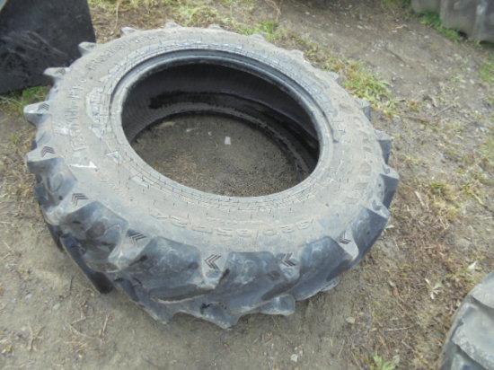 12.4-24 Galaxy Tire, Near New