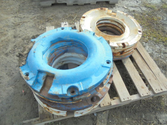 Ford Wheel Weights x10