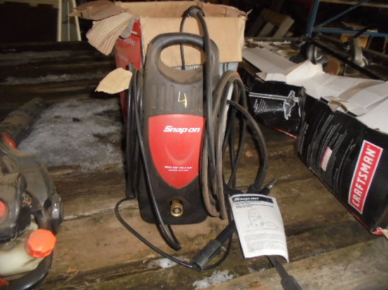 Snapon 1600 PSI Electric Pressure Washer