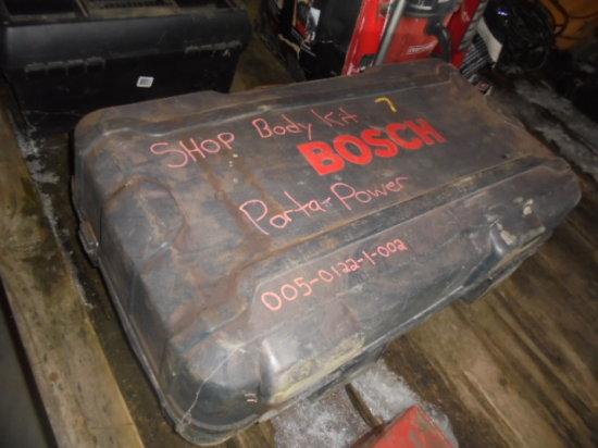 Jet Porta Power w/ Bosch Case