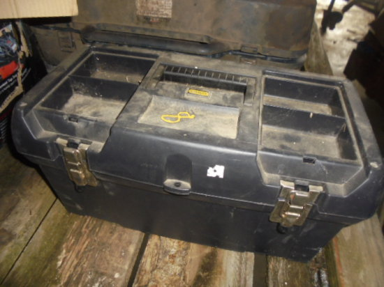 Stanley Toolbox w/ Electrical Contents