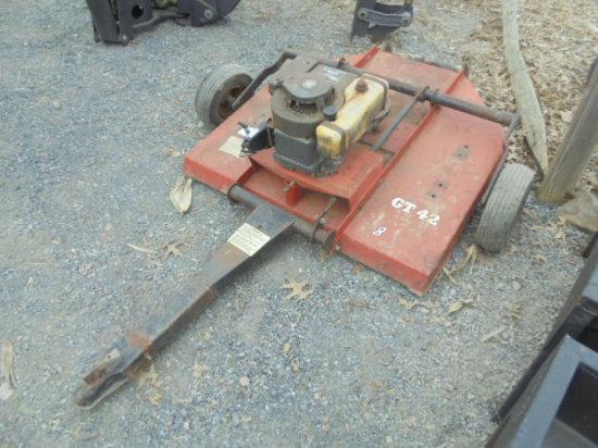 Bushhog GT42 ATV Mower, Gas Powered