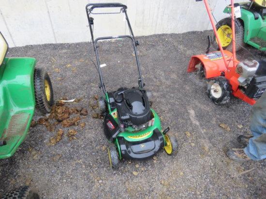 #62 John Deere JS63 Push Mower