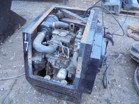 2 Cylinder Diesel Engine