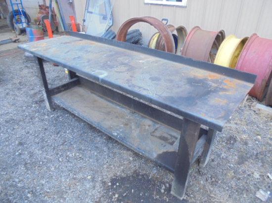 HD Metal Work Bench