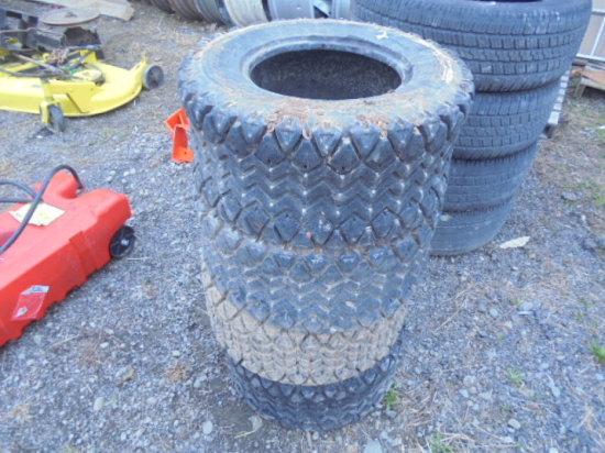 (4) 25x10.00-12 UTV Tires