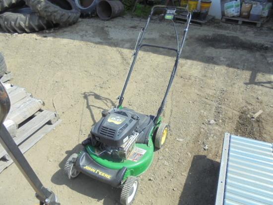 John Deere JS20 Push Mower