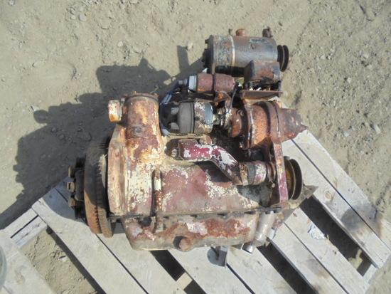 Farmall Cub Engine