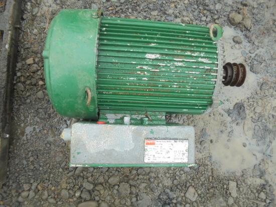Dayton 3 Hp Electric Motor