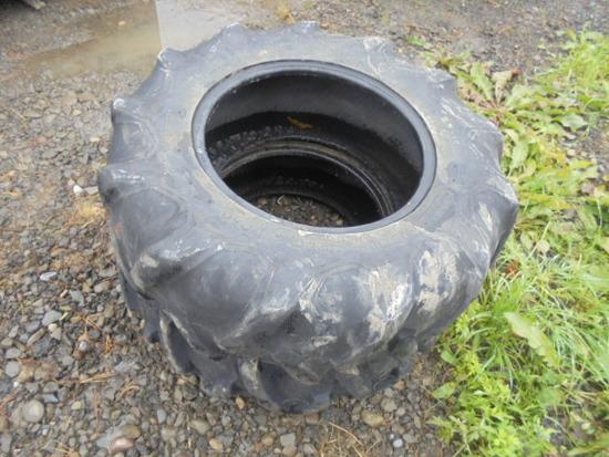 (2) Firestone 9.5-16 AG Tires