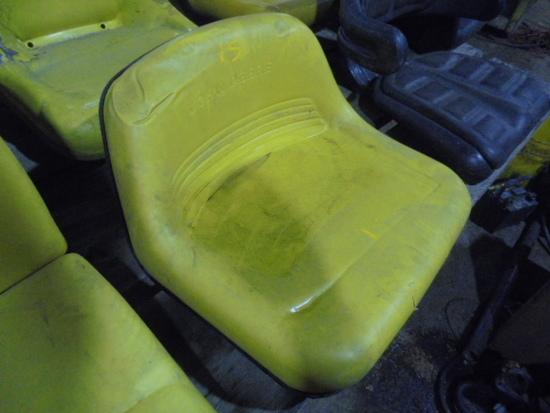 John Deere Low Back Seat