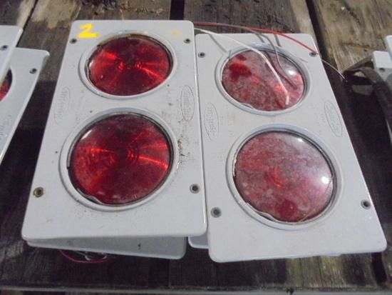 Set Of 4 Truck Lights