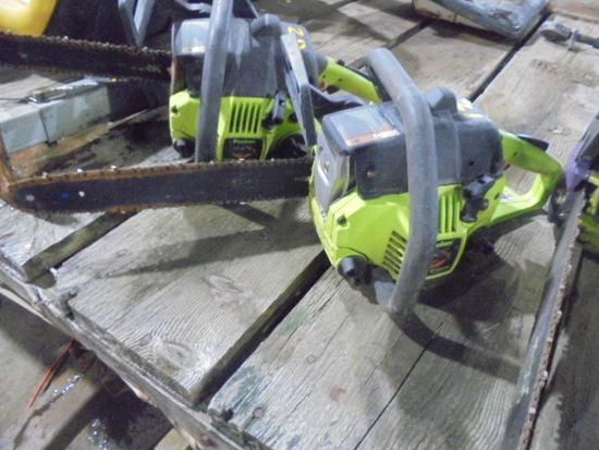 Poulan Wood Shark Chain Saw