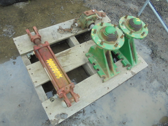 Implement Hubs, Cylinder, Pump