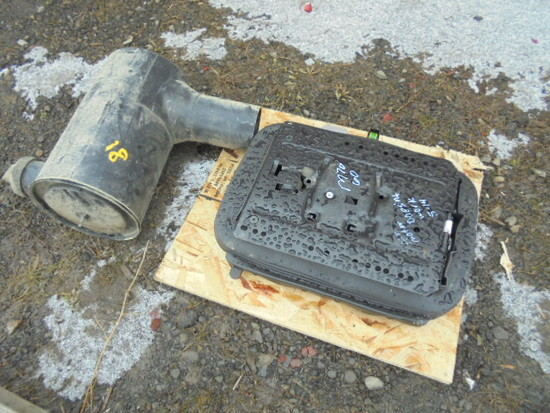 Air Cleaner & Seat Base