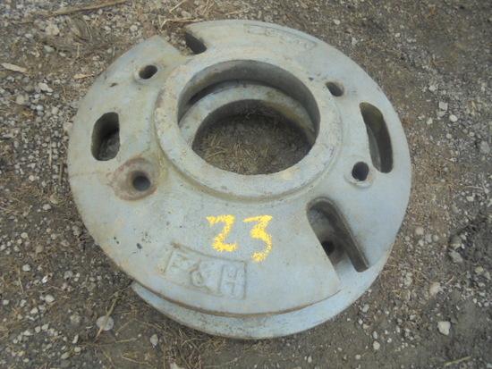 F&H Wheel Weights