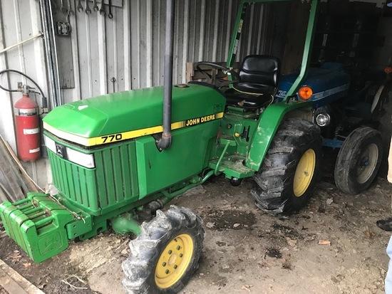 Annual Kesickie Farm Consignment Auction