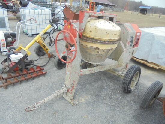 Multi Quip Cement Mixer
