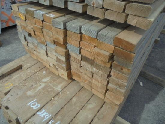 2x4x14 Lumber, 100 Times The Money