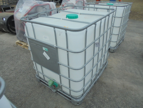 Cage Tank