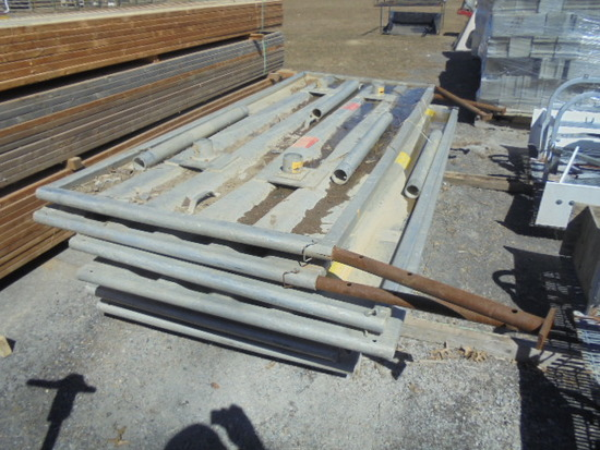 Alluminum Ultra Shore Stackable Trench Boxes