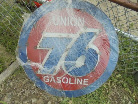 Union 76 Gasoline Sign