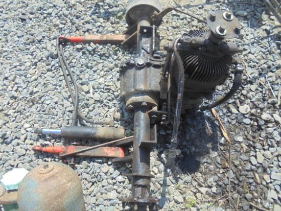 Transfer Case & Garden Tractor Rearend
