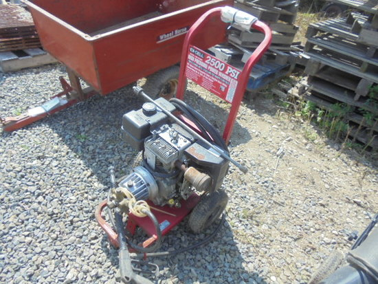 Excell 2500 PSI Pressure Washer