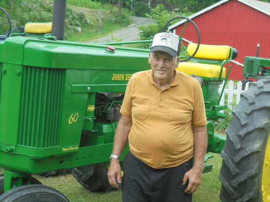 Large Antique Tractor Collection Auction