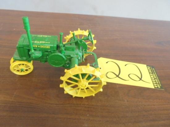 John Deere GP NFE 1/16 Scale Toy